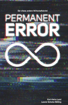 Buchcover Permanent Error