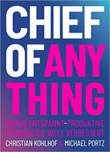 Bookcover: Chief of Anything
